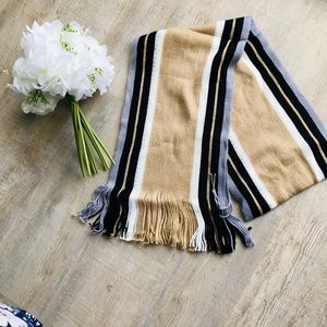 New With Tags Woollen Scarf